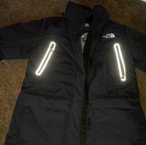 North Face Mens Hi Vent Puffer Coat